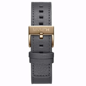 MVMT Mens Chrono 40mm Series 20mm Sage Leather
