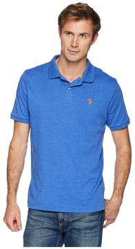 U.S. Polo Assn. Solid Interlock Polo Men's Short Sleeve Knit