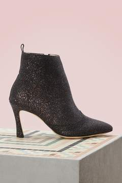 Repetto Giorgia boots with heels