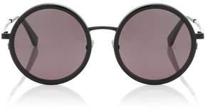 Saint Laurent Classic SL 136 round sunglasses