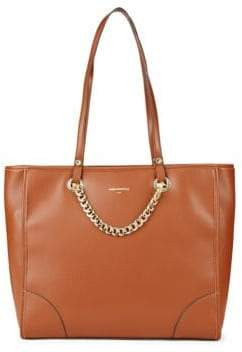 Karl Lagerfeld Plyt Curb Chain Tote