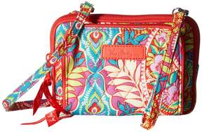 Vera Bradley On The Square Wristlet Wristlet Handbags - PAISLEY IN PARADISE - STYLE