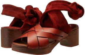 Free People Emmy Wrap Clog Women's Clog/Mule Shoes