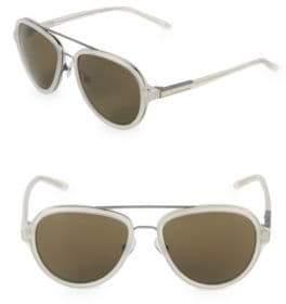 3.1 Phillip Lim 58MM Aviator Sunglasses