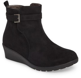 Kenneth Cole New York Girl's Reaction Kenneth Cole Ariel Wedge Bootie
