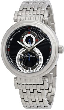 Lucien Piccard Polaris Dual Time Men's Watch 10618-11