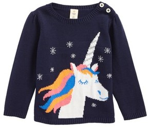Tucker + Tate Infant Girl's Unicorn Sweater