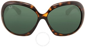 Ray-Ban Jackie OHH II Shiny Havana 60 mm Sunglasses