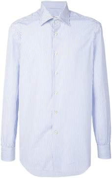 Kiton striped shirt