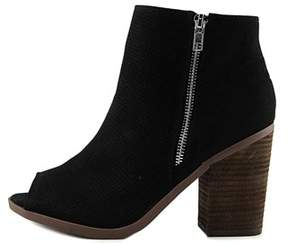 Call it SPRING Womens Metaponto Peep Toe Ankle Fashion Boots.