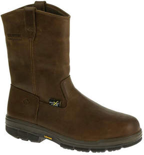 Wolverine Men's Gallatin 10 Durashocks XRD Met Steel Toe Boot