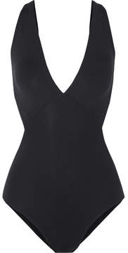 Melissa Odabash Del Mar Cutout Swimsuit - Black