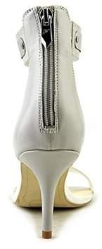 Fergie Women's Nimble Ankle Strap Heeled Dress Sandals.