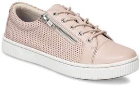 Børn Tamara Perforated Zip Sneakers