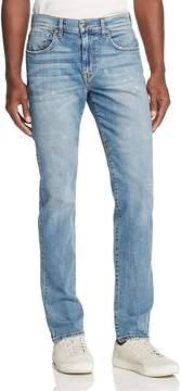 Joe's Jeans Wyman Brixton Slim Straight Fit Jeans in Light Blue
