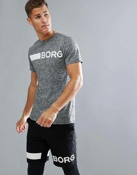 Bjorn Borg Performance T-Shirt In Gray