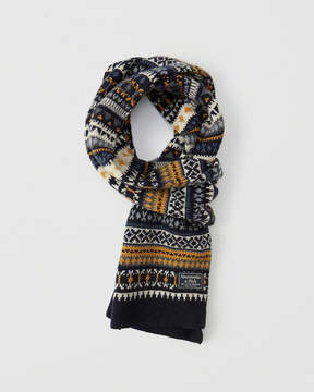 Abercrombie & Fitch Knit Scarf