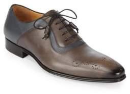 Mezlan Tito Leather Oxfords