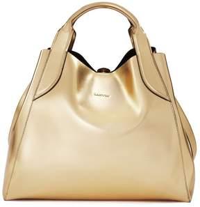 Lanvin   Small Cabas Bag   Gold