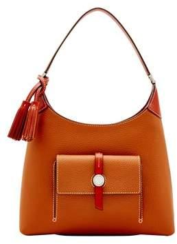 Dooney & Bourke Cambridge Small Hobo Shoulder Bag. - DESERT - STYLE