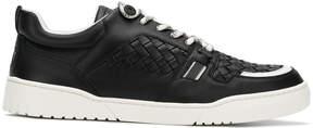 Bottega Veneta woven low-top sneakers
