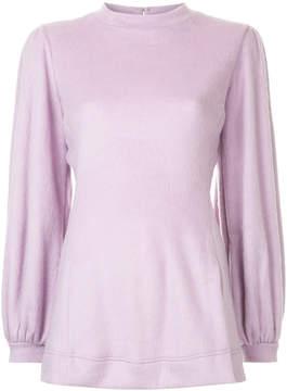 G.V.G.V. bell sleeve sweater