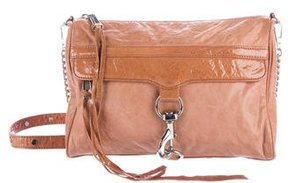 Rebecca Minkoff M.A.C. Crossbody Bag - BROWN - STYLE