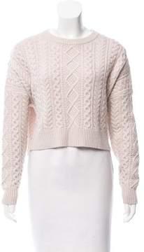 Autumn Cashmere Oversize Knit Sweater