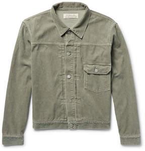 Remi Relief Cotton-Blend Corduroy Jacket