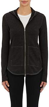 ATM Anthony Thomas Melillo Women's Zip-Front Hoodie