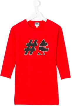 Karl Lagerfeld Choupette sweatshirt