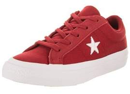Converse One Star Ox Casual Shoe.