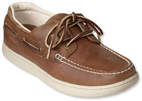 L.L. Bean Lakeside Boat Shoes, Three-Eye