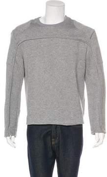 Juun.J Piped-Trim Crew Neck Sweater