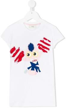 Fendi Piro-Chen T-shirt