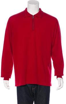 Loro Piana Cashmere Zip Sweater