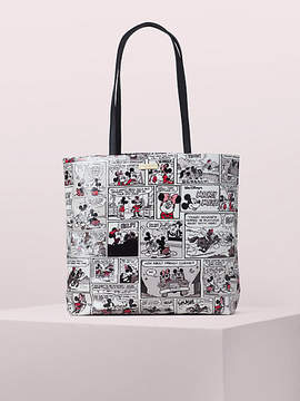 Kate Spade for minnie mouse comic tote - MULTI - STYLE