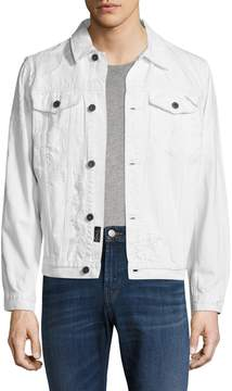 Cult of Individuality Men's Heritage Cotton Jacket