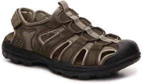Skechers Relaxed Fit Gander Selmo Sandal - Men's