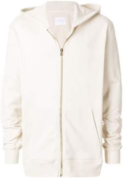 Ih Nom Uh Nit long sleeved zipped hoodie