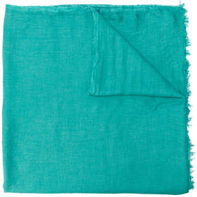 Faliero Sarti fringe trim scarf