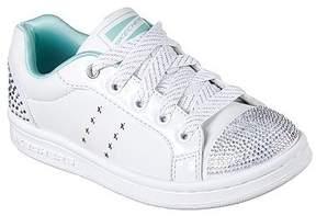 Skechers Kids' Omne Smile Back Memory Foam Sneaker Pre/Grade School