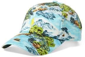 Polo Ralph Lauren Hawaiian Landscape Baseball Cap