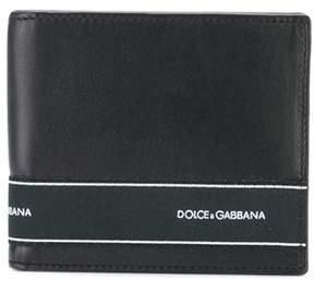 Dolce & Gabbana Dolce E Gabbana Men's Black Leather Wallet.