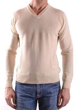 Gant Men's Beige Wool Sweater.