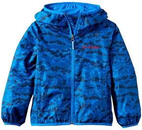 Columbia Kids Pixel Grabber IITM Wind Jacket (Little Kids/Big Kids)