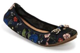 Me Too Olympia Floral Ballet Flats