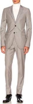 Calvin Klein Two-Button Suit