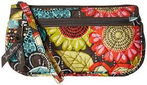 Vera Bradley Wristlet Wristlet Handbags - FLOWER SHOWER - STYLE