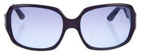 Emilio Pucci Tinted Rectangular Sunglasses